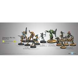 Infinity Operation: Red Veil 2 Player Introductory Battle Pack (14) BOX