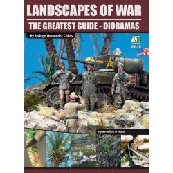 Landscapes Of War The Greatest Guide - Dioramas vol. 2