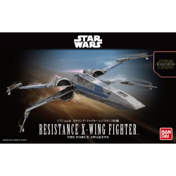 Bandai Resistance X-wing fighter