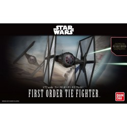 Bandai First Order Tie fighter Preventa