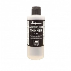 Auxiliary Airbrush Thinner 200 ml. 71161
