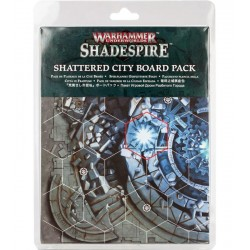 WH UNDERWORLDS: Shattered City Board Pack