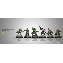 Infinity Japanese Sectorial Army Starter Pack 28033