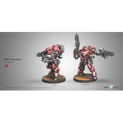 Infinity Gecko Squadron Nomads 280567