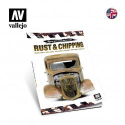 VALLEJO LIBRO: Rust & Chipping