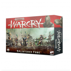 Warcry:  THE SPLINTERED...