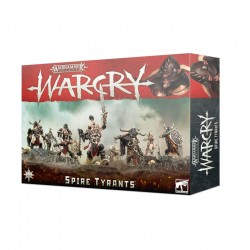 WARCRY: SPIRE TYRANTS 111-26