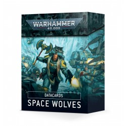 DATACARDS: SPACE WOLVES...