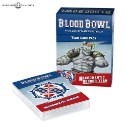 BLOOD BOWL NECROMANTIC TEAM...