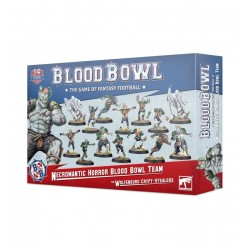 BLOOD BOWL: NECROMANTIC...
