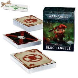 DATACARDS: BLOOD ANGELS...